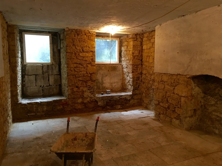 Basement Refurbishment