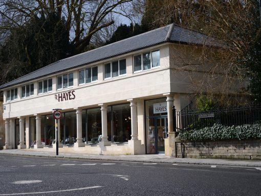TR Hayes Showroom
